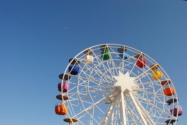 Ferris wheel 690988 640