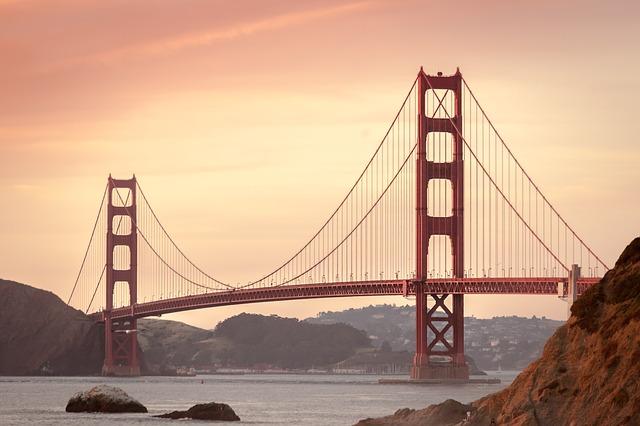 Golden gate bridge 388917 640