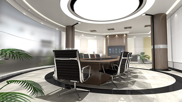 Office roundtable