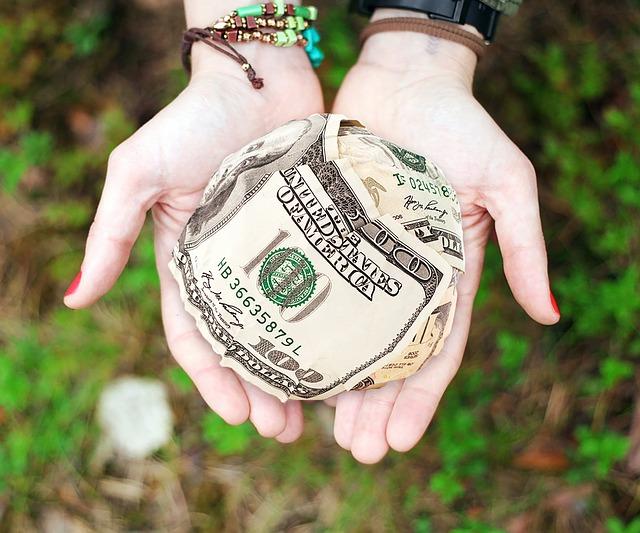 Money marumeru