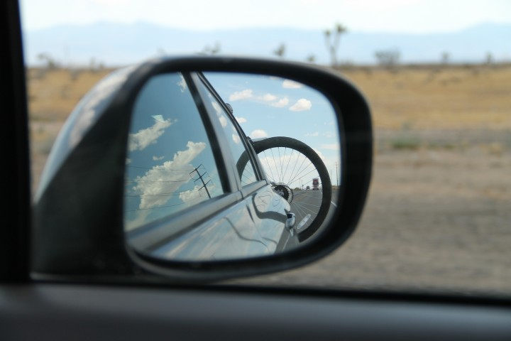 Car sideview mirror 720x480